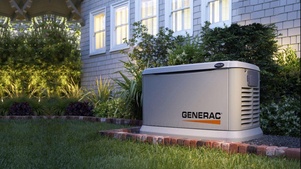 Whole Home Generator Installation